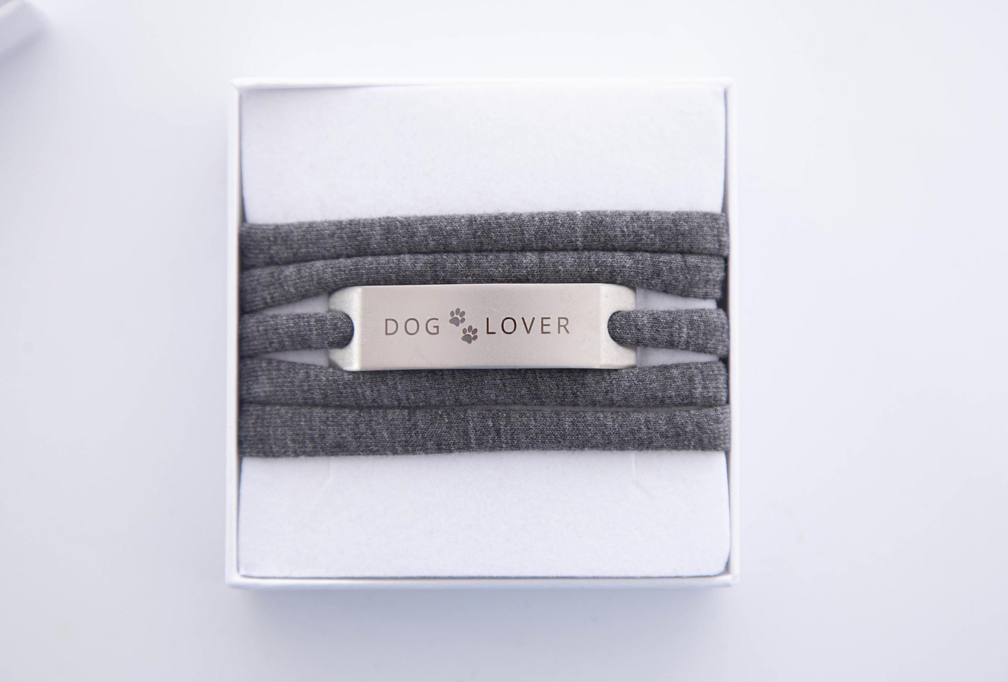 DOGLOVER - silver