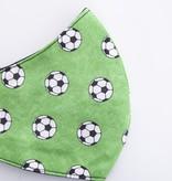"MASK ""FOOTBALL-GREEN"""