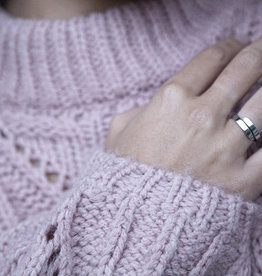 RING / N*SPIRING ohne Gravur silber glossy