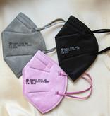 """PRE ORDER! Delivery around February 8th DEAL: 5er Pack FFP2 Maske """"light pink"""""""