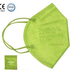 """5er pack: FFP2 Mask """"green"""""""