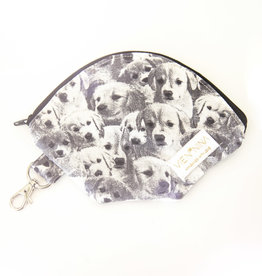 "MASK BAG ""DOGS"""