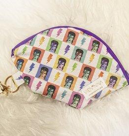 "Handmade Bag for masks ""BOWIE"""