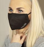 !NEU! 5 Stück wiederverwendbare Nano-FFP2-Masken /SCHWARZ