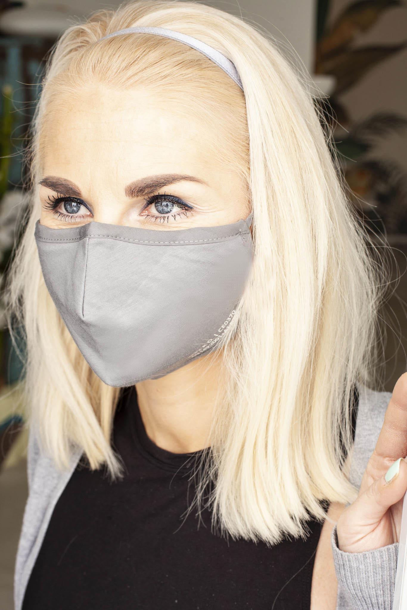 !NEW! reuseable Nano FFP2 Mask /GREY - Copy
