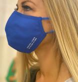 Handwaschbare Nano-FFP2-Maske /MITTELBLAU