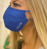 5 Stück  handwaschbare Nano-FFP2-Masken /MITTELBLAU