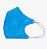 "Kid's FFP2 Mask ""Light Blue"""
