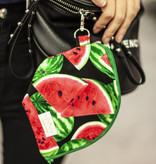 "Handmade Bag for masks  ""WATERMELON SUGAR"""