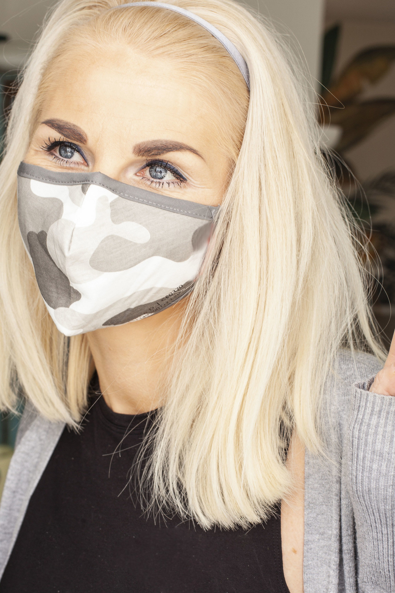 !NEW! reuseable Nano FFP2 Mask / CAMOUFLAGE