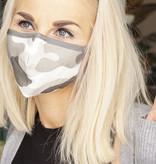 !NEU!5 Stück wiederverwendbare Nano-FFP2-Masken /CAMOUFLAGE