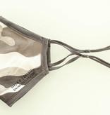 5 Stück handwaschbare Nano-FFP2-Masken /CAMOUFLAGE