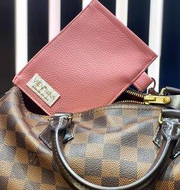 """Handmade bag for passes """"ROSA"""""""