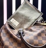 """Handmade bag for passes """"SILVER"""""""