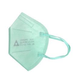 """einzeln: FFP2 Maske """"Mint"""""""