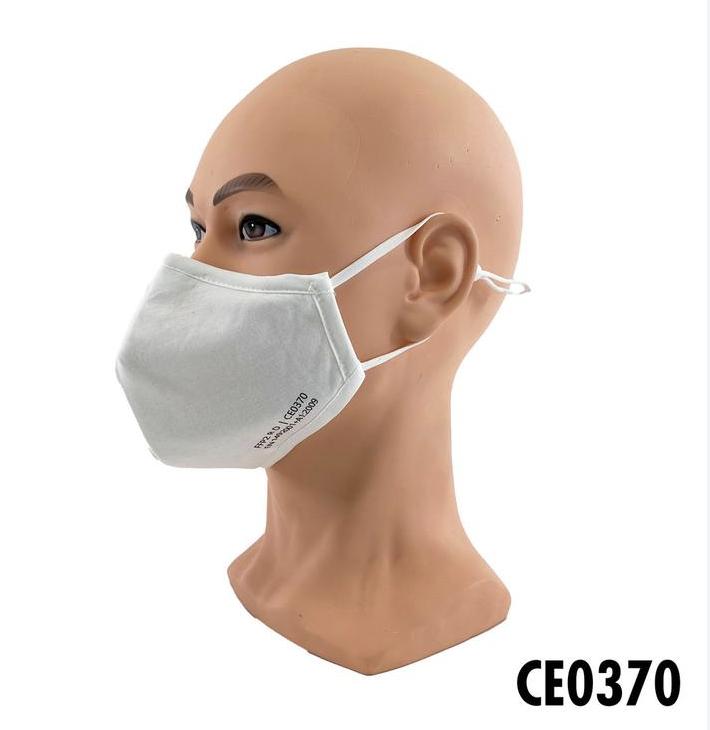 !NEW! reuseable Nano FFP2 Mask /WHITE