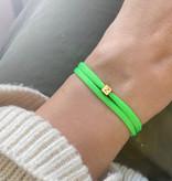 "N*ITIAL  Armband oder Halskette ""Z"" gold"