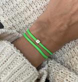 """N*ITIAL  Bracelet or Necklace """"Y""""  rosegolden"""