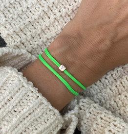 """""""Y"""" / N*ITIAL  Armband oder Halskette  rosegold"""