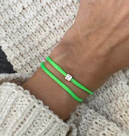 """N*ITIAL  Bracelet or Necklace """"Z""""  rosegolden"""