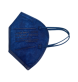 "einzeln: FFP2 Maske ""Blau"""
