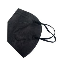 """DEAL: 10er Pack FFP2 Maske """"Schwarz"""""""