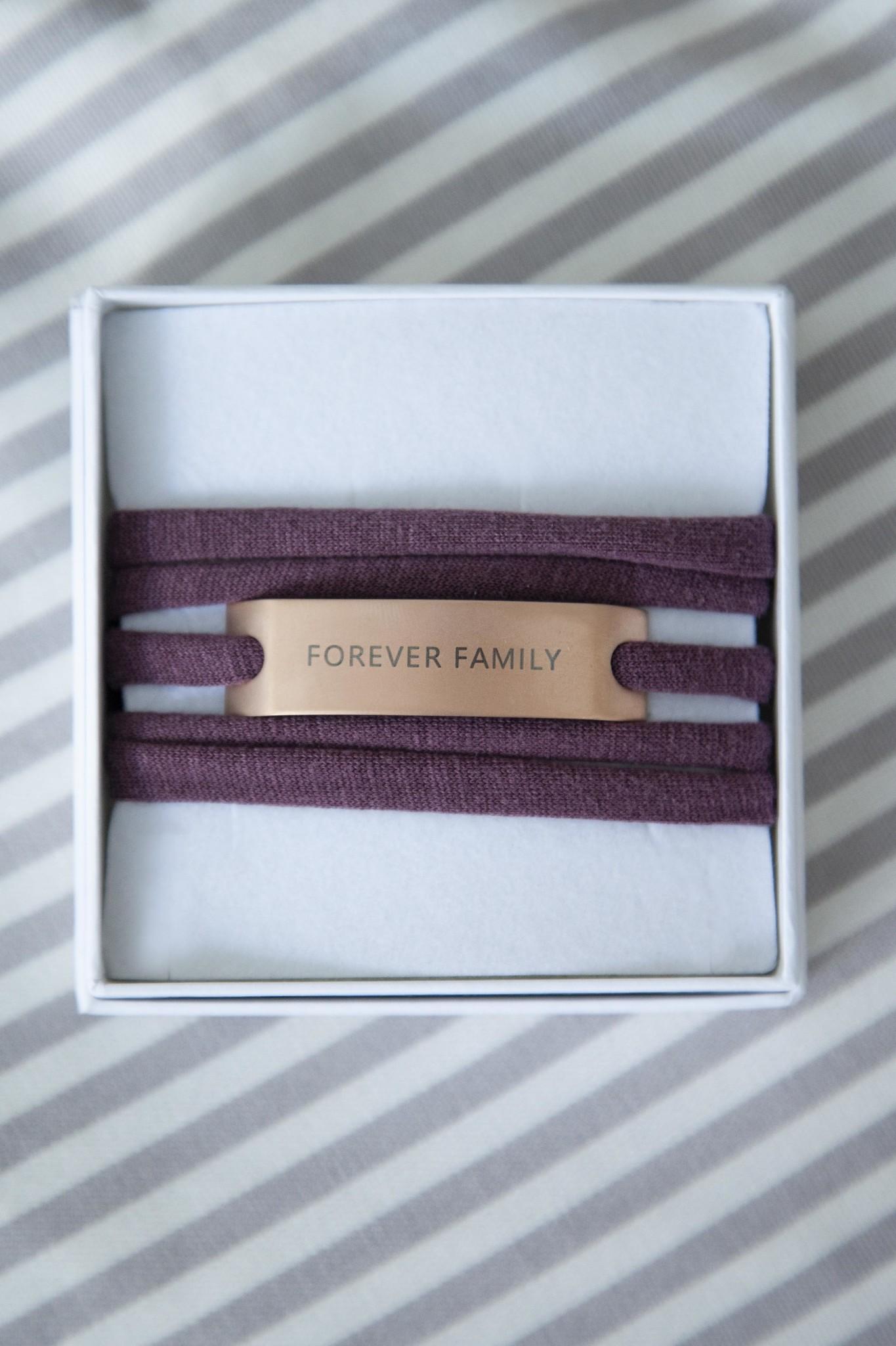FOREVER FAMILY - rosegold