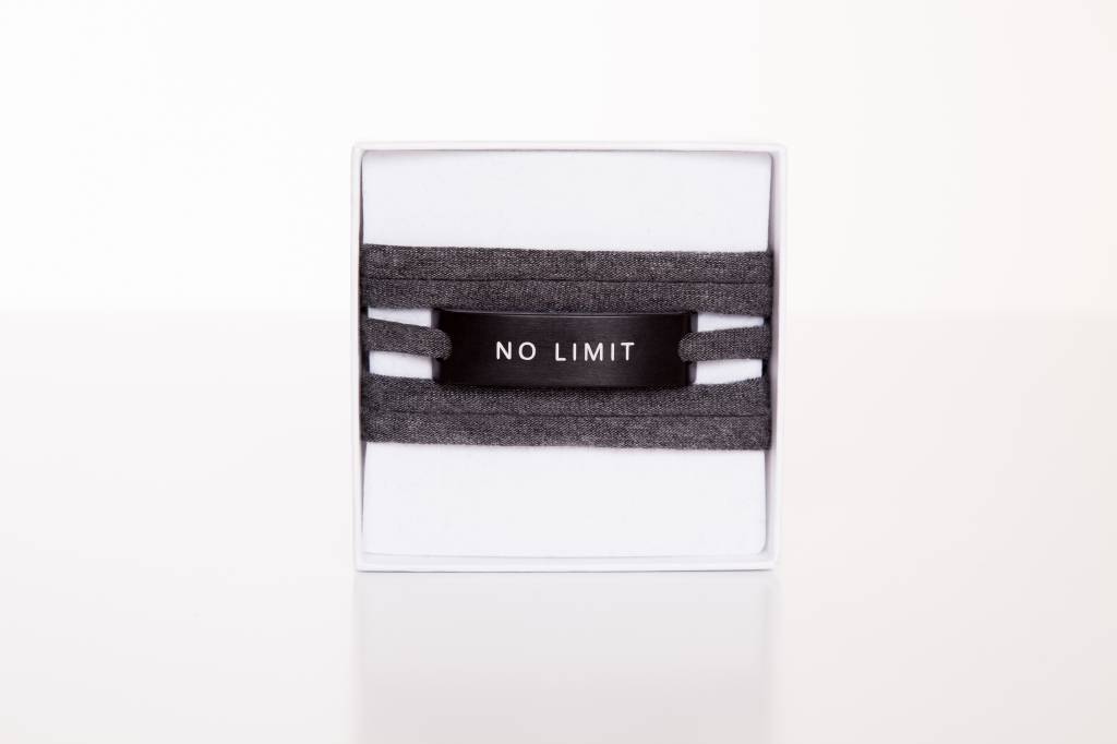 NO LIMIT - black