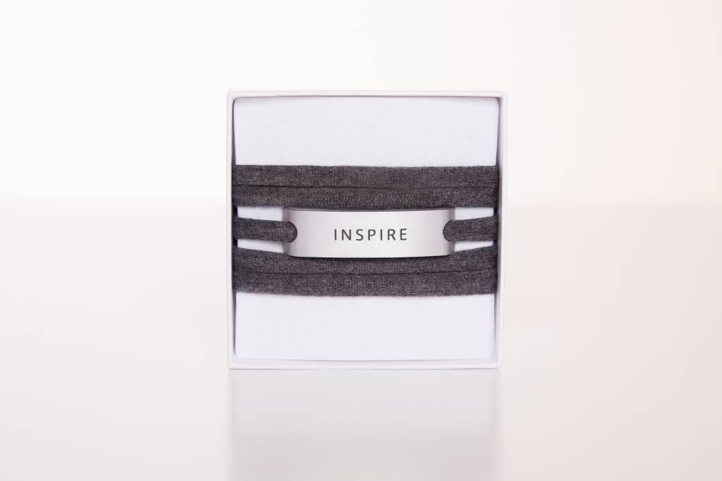 INSPIRE - silber