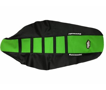 Motoseat Seatcover KXF450 16-17 Green/Black