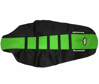 Motoseat Seatcover KXF250 17 Green/Black