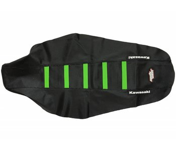 Motoseat Seatcover KXF250 17 Black/Green