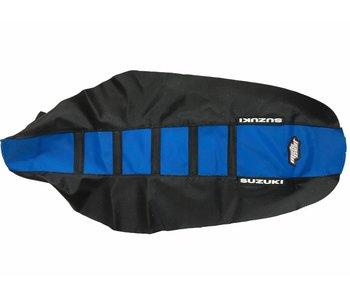 Motoseat Zadelovertrek RM250Z 10-17 BLAUW/ZWART
