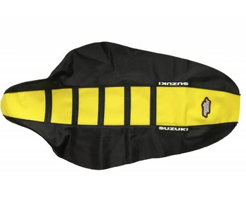 Motoseat Seatcover RM450Z 08-17 Yellow-Black