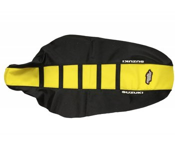 Motoseat Sitzbankbezug RM250Z 10-17 Gelb-Schwarz