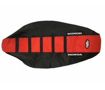 Motoseat Seatcover CRF450 13-16 / 250 14-17 Red-Black