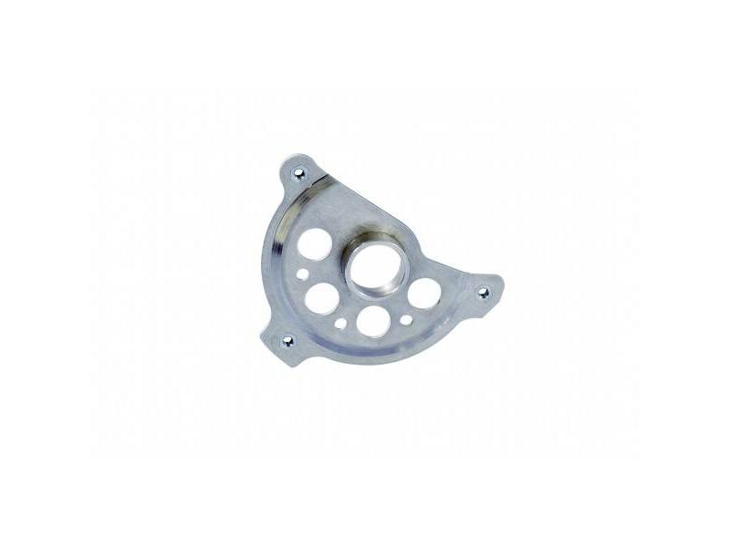 Circuit Equipment Disc Cover Carbon carbon/white incl. mount TM
