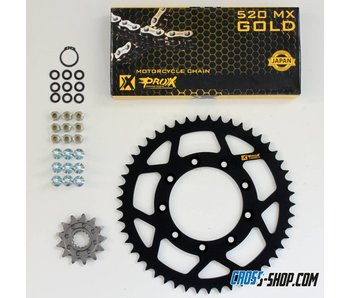 ProX Racing Chain / Sprocket kit TM XL
