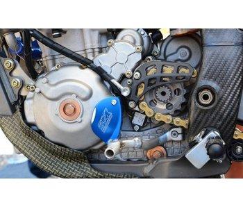 Ontstekingsdeksel protectie. TM Racing 450-530