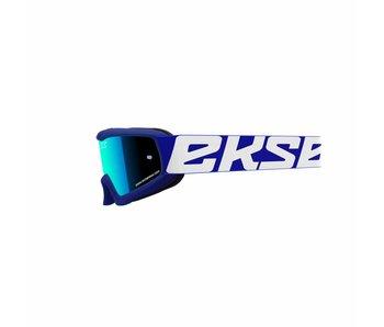 EKS Brand XGROM (youth goggle)  Blue/ Blue  lens