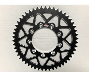 Rearsprocket SMC / TM Racing / 52t (Black)