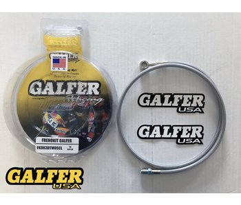 Galfer koppelingsleiding TM 250/300 (09-..) 10mm