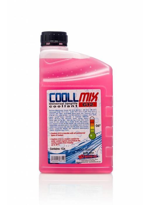 BO Motor Oil Coollmix -26 - 1 Liter