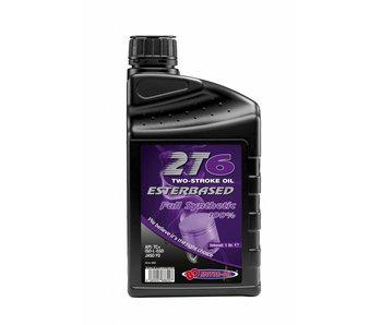 BO Motor Oil BO Oil 2T6 Ester Based - 5 Liter