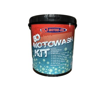 BO Motor Oil Moto Wash Kit