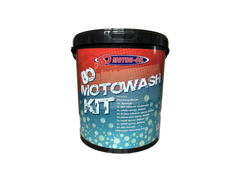 BO Motor Oil Moto Wash Kit