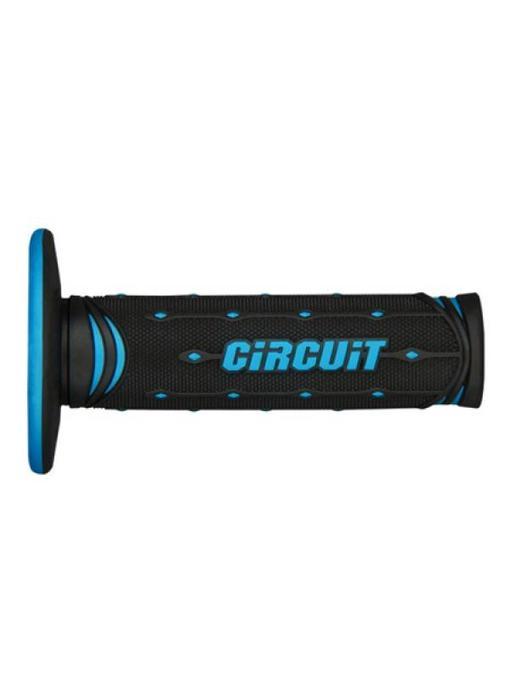 Circuit Equipment Handvat bicolore - Jupiter Black/Blue