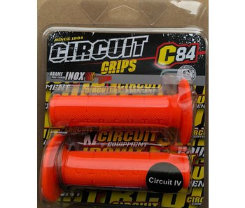Circuit Equipment Grip Circuit IV - Orange Fluo