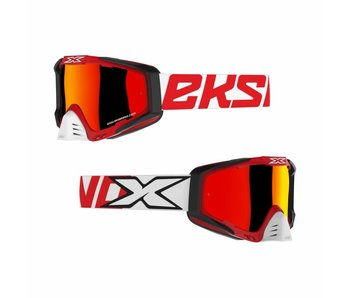"EKS Brand ""EKS-S"" Red/Black/White"