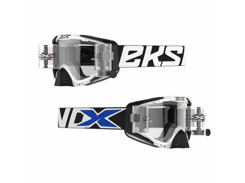EKS Brand  EKS-S RACE PACK/ EKS goggle,XL Zip off system